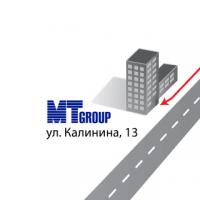 Схема прохода от метро